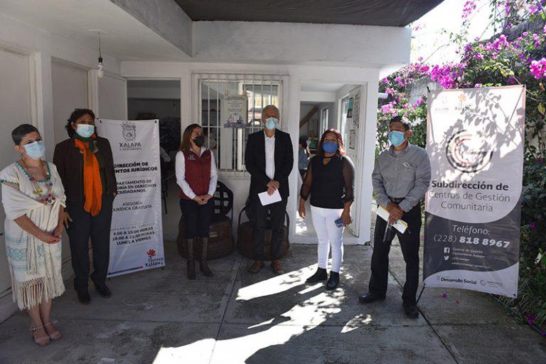 Xalapa, con las mejores abogadas y abogados para la defensa de la población