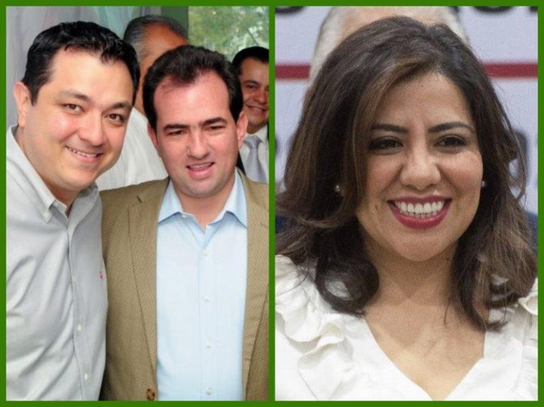 Pepe Yunes, Américo y Lorena Piñón ya tienen amarrada diputación federal pluri