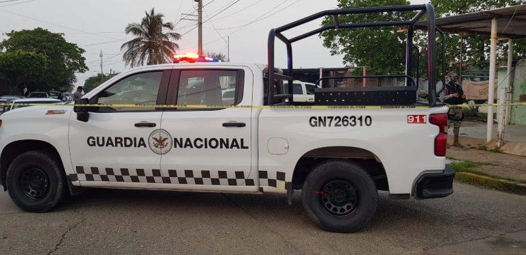 Otro homicidio en Coatza; van 3 en menos de 24 horas
