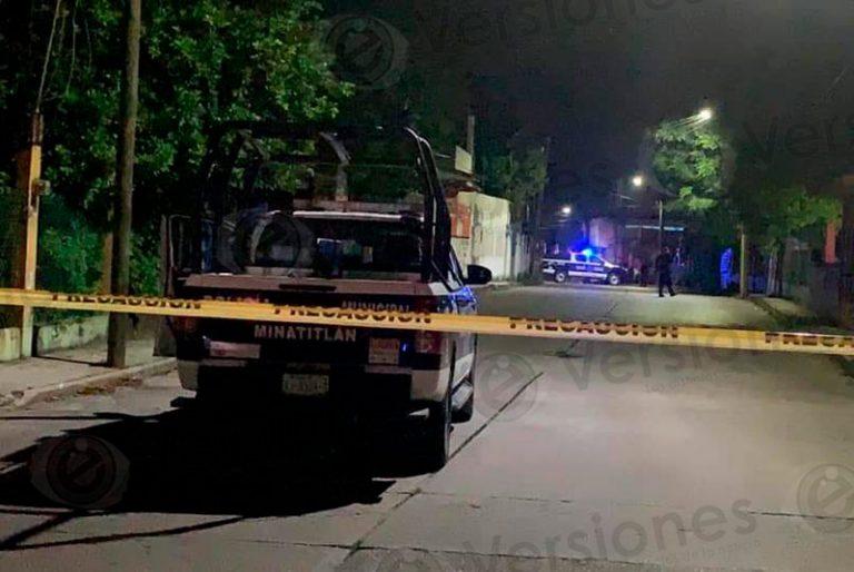 Ataque armado en Minatitlán la madrugada de este viernes; un muerto y dos heridos