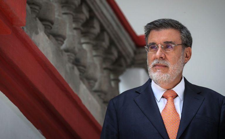 Trabajo coordinado de Cuitláhuac García permitió reducir la violencia: Julio Scherer